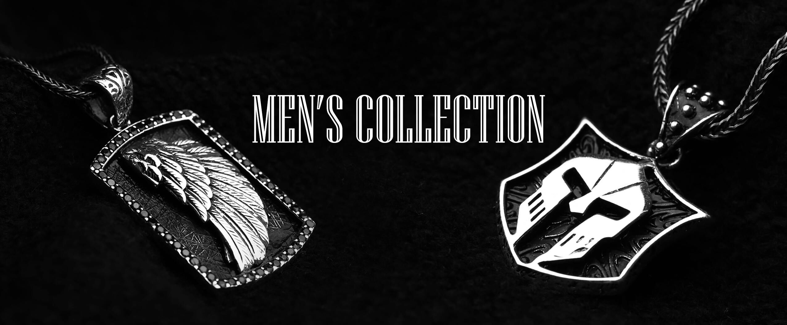 Men Pendant Collection