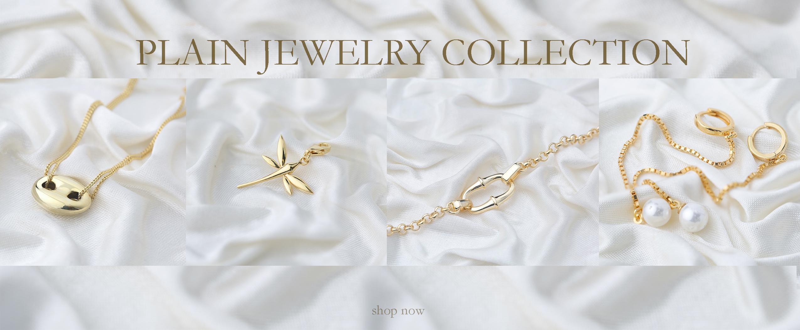 Plain Jewelry