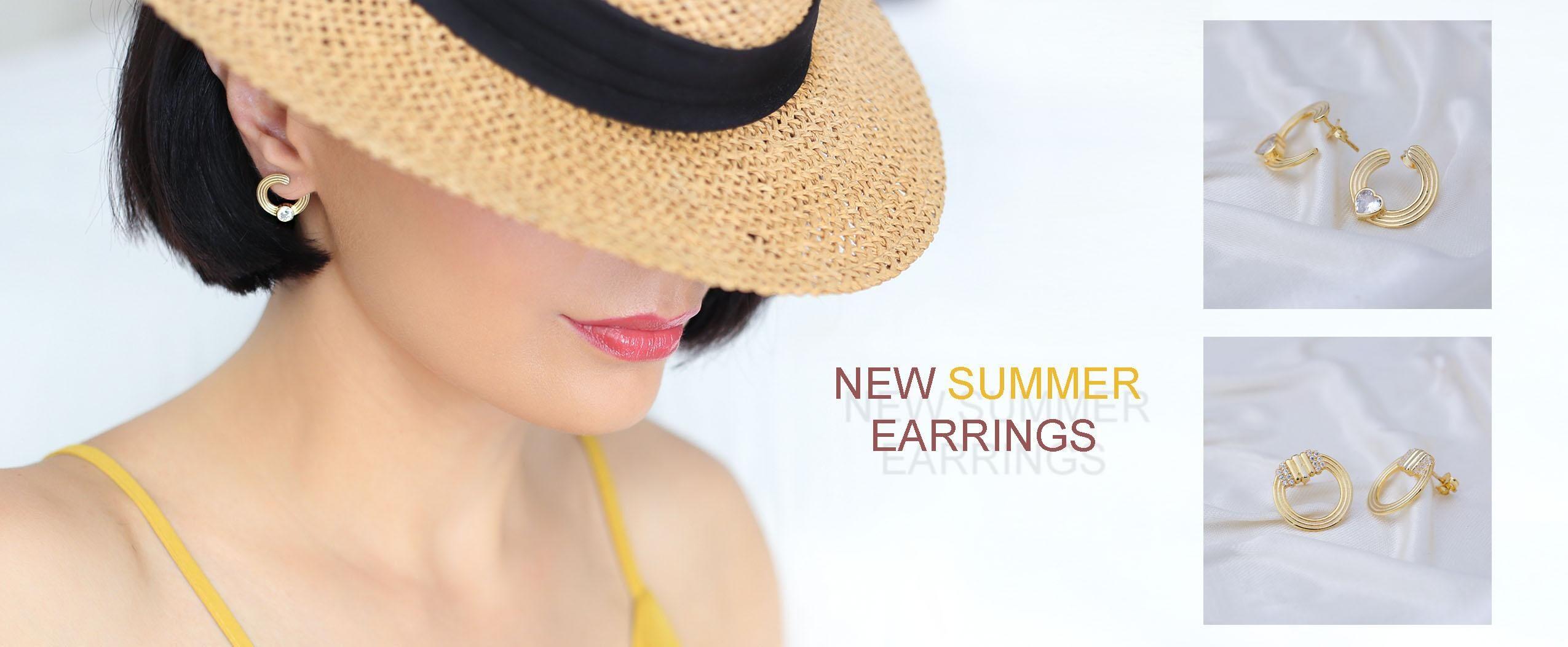 NEW SUMMER EARRING