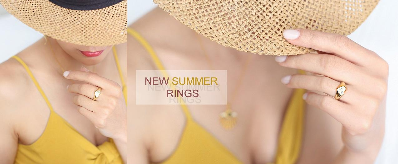 SUMMER RING COLLECTION