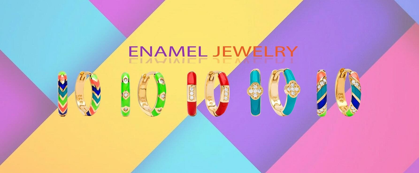 ENAMEL JEWERLY