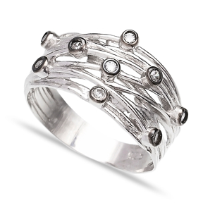 Turkish Wholesale Handcrafted Silver Ring