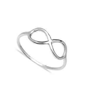 Eternity Design Wholesale Handcrafted Silver Ring