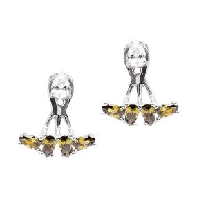 Ear Cuff Turkish Wholesale Handcrafted Sterling Silver Ear Jackets Earring