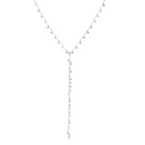 Y Design Turkish Wholesale Handcrafted 925 Silver Necklace