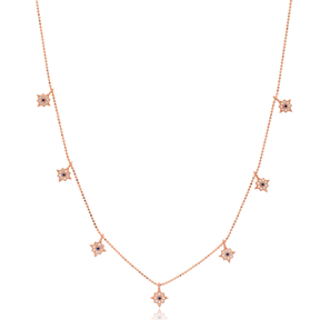 New North Star Design Wholesale Handmade 925 Silver Sterling Necklace