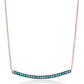 Nano Turquoise Turkish Wholesale Silver Pendant