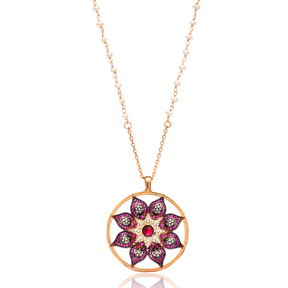 Traditional Turkish Wholesale Sterling Silver Pendant