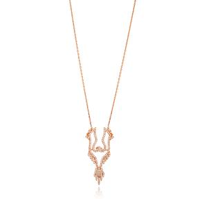 Fashion Bird Design Pendant Wholesale 925 Sterling Silver Jewelry