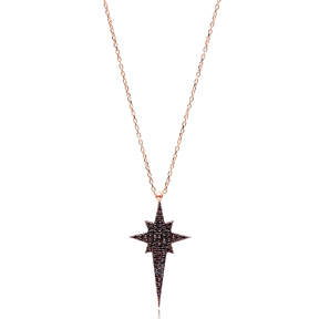 Pole Star Pendant Wholesale Handmade 925 Sterling Silver
