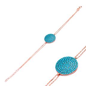 Sterling Silver Wholesale Handcraft Turkish Design Bracelet