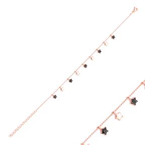 Minimalist Star Silver Sterling Bracelet Wholesale Handcrafted Jewelry