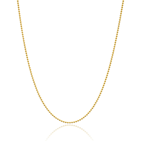 Charm Necklace Chain for 5mm Diameter Hole