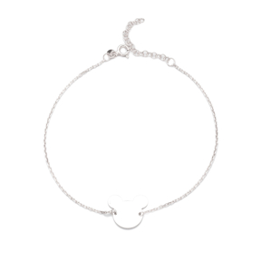 Silver Mouse Anklet Wholesale Handmade Turkish Jewelry