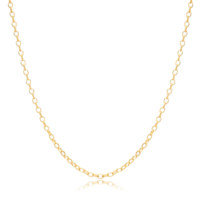 Heavenly Charming Chain Silver Necklace