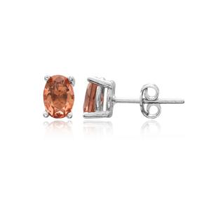 New Trendy Minimalist Zultanite Stone Earrings Turkish Wholesale 925 Sterling Silver Jewelry