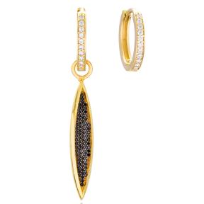 New Fashion Design Earrings Handmade 925 Sterling Silver Jewelry