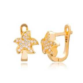 Starfish Design Turkish Handmade Wholesale 925 Sterling Silver Jewelry