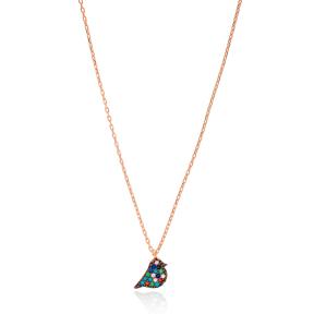 Mini Bird Pendant Turkish Wholesale 925 Sterling Silver Jewelry