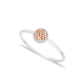Dainty Skinny Ring Wholesale Turkish Handcrafted 925 Sterling Silver Jewelry